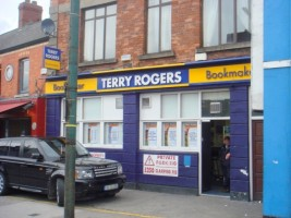Terry Rodgers Bookmaker