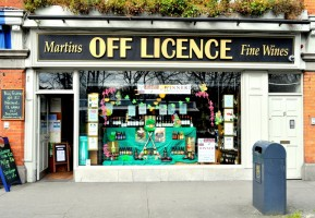 Martin's Off Licence