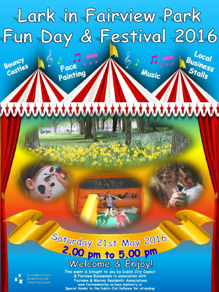 Final Fairview funday poster 2016